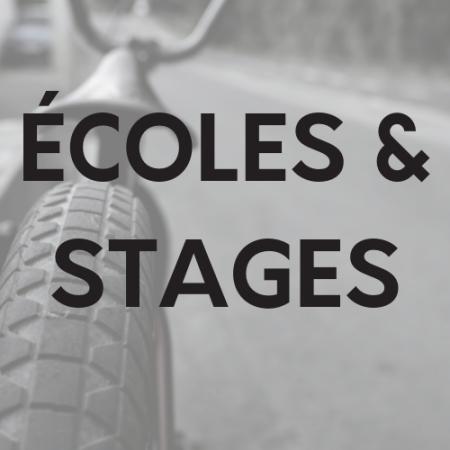 Ecole de Vélo & Stages